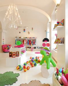 best interior designs for kids store - Google Search