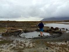 Landbrotalaug Hot Pot: Hidden in Snaefellsnes, Iceland – Larking Our Way Through Life Iceland Road Trip, Iceland Travel, Camping Iceland, Hot Pot, Space Travel, Travel Abroad, Hot Springs, Where To Go, Vacation Spots