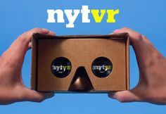 The New York Times has launched a new virtual reality platform in the form of an app called NYT VR. To promote the new app, the NYT will be distributing … Vr Roller Coaster, Spring Is Here, New York Times, Product Launch, Instagram Posts, Augmented Reality, Virtual Reality, Direct Mail, Google