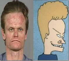 27 Cartoon Characters with Their Real Life Look-alikes | Blaze Press