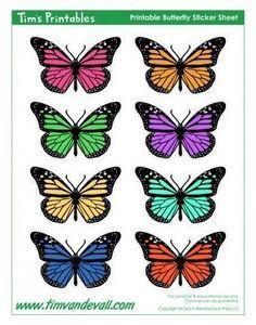 Butterfly Cutout, Butterfly Stencil, Butterfly Room, Butterfly Drawing, Butterfly Template, Butterfly Pictures, Butterfly Shape, Butterfly Wallpaper, Printable Butterfly
