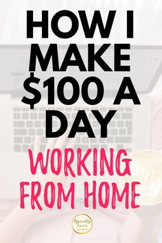Make Money Fast, Make Money From Home, Make Money Online, Earn Extra Cash, Extra Money, Make 100 A Day, Apps That Pay, Cash Money, Day Work