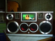 Home Brew DIY Boombox