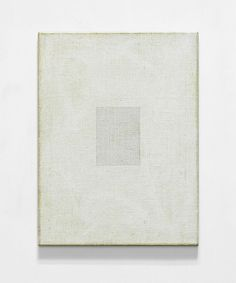 realility:   Paul Gillis Prima Materia 2013 Acrylic and graphite on burlap 18 x 24 inches