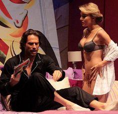 Sebastian Rulli, Barbara Mori, Oscar, Best Couple, Celebs, Celebrities, Nicki Minaj, Movies And Tv Shows, Movie Tv