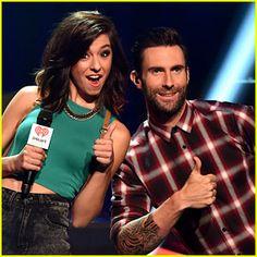 The Voice's Adam Levine Reacts to Christina Grimmie's Death (em)