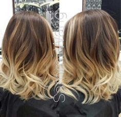 Love this ombré!❤️