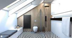 Łazienka styl Nowoczesny - zdjęcie od A2 STUDIO pracownia architektury…