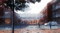 AART Architects - New Campus for Aarhus University