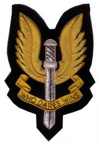 22 SAS (Special Air Service) Regiment