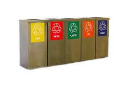 Leco Recycling Afvalemmers : 28 best recycling bins wertstoffsammler mülltrennsysteme images