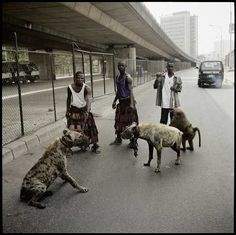 Pieter Hugo - The Hyena Men of Nigeria