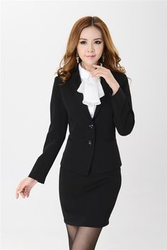 Latest Fall Jackets for Women | Fashion spring and autumn for women's blazer suit plus size new 2013 ...