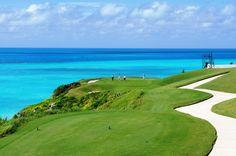 Bermuda – The Grand Slam of Golf