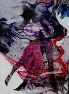 Tango oil x canvas
