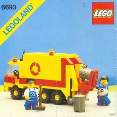 Thousands of complete LEGO building instructions by theme. Here you can find step by step instructions for most LEGO sets. Lego Plan, Legos, Classic Lego Sets, Lego Boxes, Lego Truck, Free Lego, Lego System, All Lego, Vintage Lego