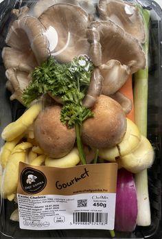 Sokgombás tojás villásreggelire - HENI SÜT NEKED Stuffed Mushrooms, Vegetables, Food, Gourmet, Stuff Mushrooms, Essen, Vegetable Recipes, Meals, Yemek