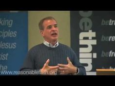"""Dr William Lane Craig was invited by the School of Oriental and African Studies (SOAS) Christian Union, London to give a lecture titled """"Can we be good witho. William Lane Craig, Dr Williams, Just Because, Meaning Of Life, Meant To Be, Christian, Good Things, God, Sayings"""