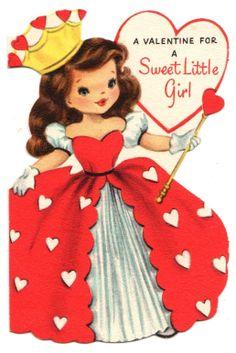 Vintage greeting card. Vintage paper doll card. Hallmark. Kawaii, kitsch   eBay