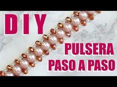 DIY PULSERA PARA MAMÁ / DIY BRACELET STEP BY STEP! - YouTube