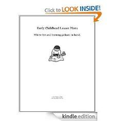 Preschool Lesson Plans [Kindle Edition]