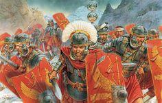 Ancient Men of War: The 5 Most Effective Roman Commanders