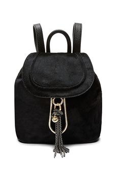 DVF Love Power Small Haircalf Backpack