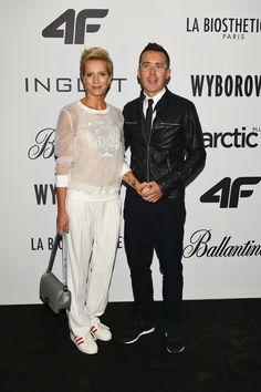 Paulina Smaszcz-Kurzajewska i Maciej Kurzajewski