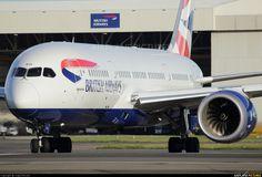 G-ZBJA - British Airways Boeing 787-8 Dreamliner at London - Heathrow | Photo ID 417799 | Airplane-Pictures.net