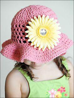 Sofie Floppy Hat