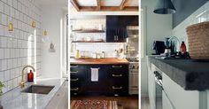 Plan de travail cuisine : 71 Idées & Inspirations pour trouver le plan de travail idéal pour votre cuisine (béton, bois, quartz, marbre, sur mesure,...) !