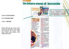"""Cotechino con Funghi - """"Cucinare Bene"""" Dicembre 2004"""
