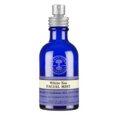 *White Tea Facial Mist*-A gentle facial mist to calm, refresh and rehydrate the skin. Infused with antioxidant white tea, calming organic aloe vera, aromatherapeutic organic essential oils and soothing Bach Flower Remedies.
