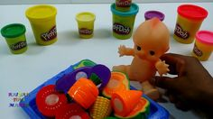 "Learn colors with Play Doh & Vegetable|Baby Doll Feeding Time|Raiyan Toys Maker Bangla|Play doh fun! Learn colors with Play Doh & Vegetable|Baby Doll Feeding Time|Raiyan Toys Maker Bangla|Play doh fun! It is for kids .They will learn vegetables name and colors. If you like this video please subscribe my channel ""Raiyan Toys Maker"". Thank you for watching. Other videos:1.Learn colors with fruits!Baby doll need some toys ! Bull dog gives him some toys!Raiyan toys…"