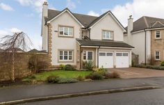 8 Shearwater Crescent, Dunfermline, Fife, KY11 8JX