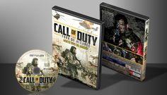 Call To Duty - Fora De Alcance - Capa | VITRINE - Galeria De Capas - Designer…