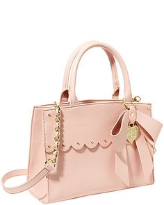 Betsey Johnson Sugar and Spice Satchel