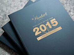 """Illustration for the """"The Hundert"""" magazine on Behance"""