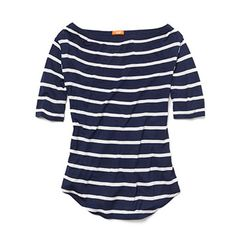 The old stripe shirt, I don't think I can live without having a stripe shirt in my closet, it's true.    Joe Fresh, Stripe Slouchy Tee