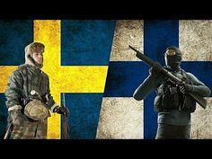 SWEDEN VS FINLAND - Military Power Comparison 2017