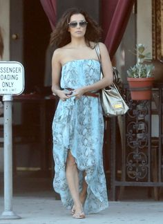 8e7d06c7cce0 Eva Longoria Eva Mendes, Street Look, Summer Looks, Eva Longoria Style, Love