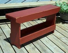Boot Bench Nice In Narrow Space