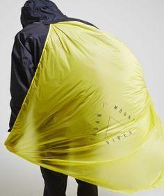 Produit technique - Raincoat jacket #fashion #mode M/M1610-JK01