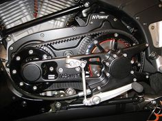 Aktuell | nhpower open primary dry clutch