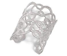 Anna Orska & Kruk, lace and silver