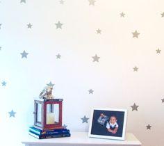 New Product: Star Wall decals now in shop at JoleeStudio.com