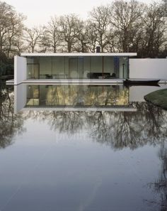 """Skywood""-House, Denham  Architect Lord Norman Foster & Partners, London"