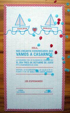 Mensaje en una botella - Blog de bodas de Una Boda Original