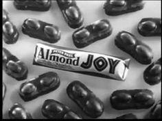 Classic Almond Joy Commercial
