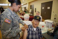 Retiree Appreciation Day at Fort Sill